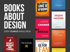 A free ebook curating a small collection of recommended design books. By Heidi Pungartnikowner of Design for Founders https://www.dropbox.com/s/j4tt3b5y4z2xiq2/Design_Books-designforfounders.pdf?dl=0