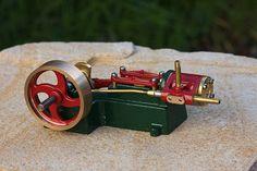 Model steam engine | Flickr - Photo Sharing!