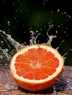 Dulce y sabrosa, la naranja.