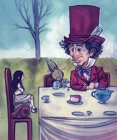 Cory Godbey, Alice's Adventures in Wonderland