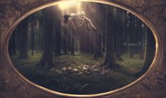 The Gate of Wonderland by nina-Y on DeviantArt