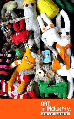 more sock monsters