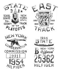 T-Shirt Graphics. Glenn Wolk