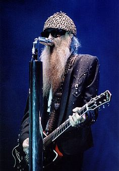 Billy Gibbons - ZZ Top Friedrich Nietzsche, Rock Music, My Music, Country Boy Can Survive, Frank Beard, Big Hair Bands, Texas, Billy Gibbons, Zz Top