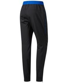 adidas Men's ClimaLite Basketball Pants - Black S