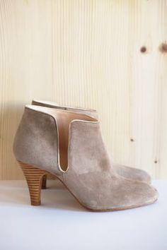 Bonny - Boots Fifty Five Fango Patricia Blanchet