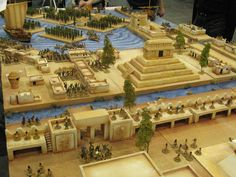 Tenochtitlan the venice at the heart of the New world.
