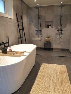 Best Bathroom Designs, Bathroom Design Luxury, Modern Bathroom, Wc Bathroom, Bathroom Goals, Bathroom Design Inspiration, Home Decor Inspiration, Decor Ideas, Design Ideas