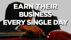 How to Earn Your Clients Business Every Single Day! Dear Entrepreneurs Episode 32: Season 2 Entrepreneurship Vlog August 02 2016  Read Who's Got Your Back By Keith Ferrazzi http://amzn.to/2aPTjj6  #QOTD: What Businesses Are Dead To You?  Tell Me About Your Business Or Startup On Facebook Under the Post for this Video: http://ift.tt/16Dndju  Recommended Web Hosting Company http://ift.tt/1J2FN6i  Entrepreneurship is a hard road if you don't understand customer service. That means showing up…