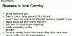 CROWLEEEEEEY