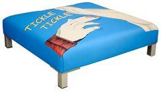 Tickle Tickle Footstool