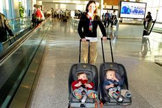 Part I: PLANNING & PACKING Part II: THE AIRPORT EXPERIENCE Part III: YOUR FINAL DESTINATION This is Part I of a Three Part Series on Traveling By Airplane With Twin Infants, though it also some...