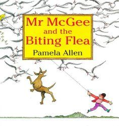 Mr Mcgee and the Biting Flea: Plus a list of all time favorite children's books, includes a free file