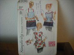 Vintage Simplicity 3206 Men's and Women's by alittlebitgreener, $5.00
