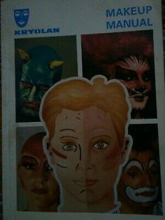 Kryolan Manual Introduction to Professional Make-Up used illustrated paperback   eBay Camouflage Makeup, Best Books To Read, Good Books, Code And Theory, Algebraic Geometry, Kryolan Makeup, Mathematical Logic, Professionelles Make Up, Concealer