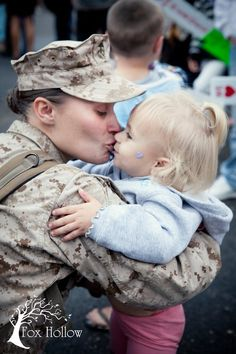 Mommas are heroes too! ♥