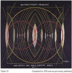 wave optics / Sacred Geometry