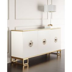 John-Richard Collection Prynne Credenza ($3,399) ❤ liked on Polyvore featuring home, furniture, storage & shelves, sideboards, alabaster, handmade furniture, john richard furniture, mother of pearl furniture, mirrored sideboards and hand made furniture