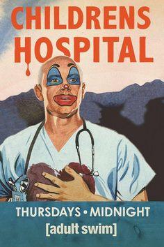 Childrens Hospital (TV Series 2008–2016)