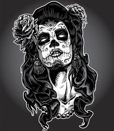 Day of the Dead Zombie Ball - Be There - Annual 2013 - Buffalo, NY