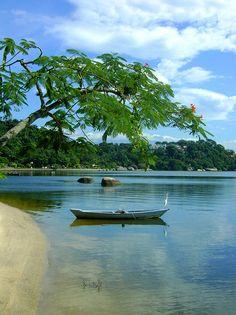 Ilha de Paquetá - aguas calmas, tranquilidad, vegetación y un estilo de vida que parece remontarse a un siglo atrás