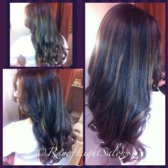 Gorgeous color created by Jackie