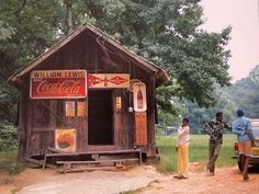 Country Store, William Christenberry
