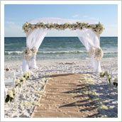 Wedding Venues on Florida Gulf Coast   Wedding Ceremony Sites in WaterColor Resort