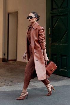 Milan Fashion Week Street Style, London Fashion Weeks, Looks Street Style, Autumn Street Style, Cool Street Fashion, European Street Style, New York Street Style, Ny Fashion Week, Street Style Trends
