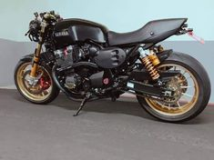 Xjr 1300, Custom Cafe Racer, Custom Bikes, Yamaha, Bicycles, Vehicles, Motorcycles, Cars, Motorbikes
