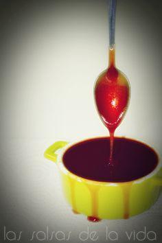 LAS SALSAS DE LA VIDA: Salsa de toffee