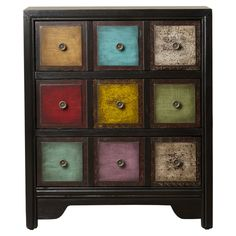 Jerry 3 Drawer Accent Chest