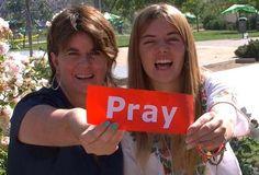 VIDEO: Adolescente de 16 años despierta de coma y agradece cadena mundial de oraciones