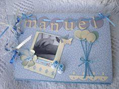 Álbumes Scrap para bebés - Imagui Mini Scrapbook Albums, Baby Scrapbook, Mini Albums, Diy And Crafts, Paper Crafts, Baby Shawer, Scrapbooking Layouts, Diy Cards, Birthday Cards