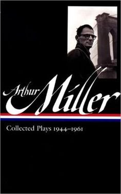 "Arthur Miller, Collected Plays 1944-1961.  Edited by Tony Kushner. Library of America : Distributed to the trade in the United States by Penguin Putnam, New York. 2006.Collected Plays is the featured Book of the Month for October.  This book contains a collection of some of Miller's most famous works, including the ""The Crucible."" Read more about it: http://library2.binghamton.edu/news/specialcollections/2013/09/26/the-salem-witch-hunt-trials-is-the-theme-of-our-featured-book-for-october/"