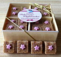 braune+Zucker+Würfel+rosa+Sternchen+Taufe+Geburt+von+Zuckerschätze+auf+DaWanda.com