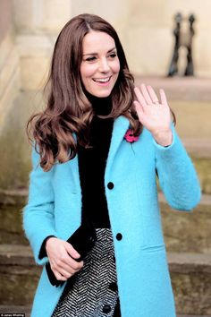Catherine, Duchess of Cambridge visits The Nelson Trust Women's Centre in Gloucestershire on November 4,2016.