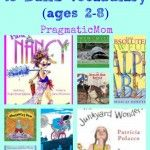 Best Picture Books to Build Vocabulary (ages 2-8)