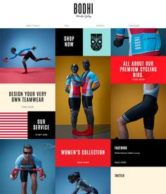 Bodhi Cycling - Inspirational Shops -The Best eCommerce Web Designs Cycling Bibs, Ecommerce Web Design, Team Wear, Men's Collection, This Is Us, Shop Now, Face, Shopping, Women