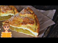 Vídeo-receta tarta de manzana fácil - YouTube