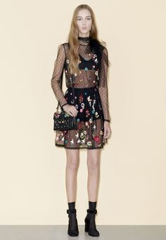 Red Valentino Pre-Fall 2016 Collection Photos - Vogue