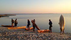 Cape Falcon Kayak.