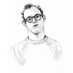 The one and only... Keith Haring  You have to be objective about money to use it fairly. It doesn't make you any better or any more useful than any other person. Even if you use your money to help people...that doesn't make you better than somebody who has no money but is sympathetic and genuinely loving to fellow human beings.      #keithharing #art #drawing #keithharingart #pencildrawing #drawings #popart #pencil #sketch #haring #draw #streetart #artist #pencilart #artwork #illustration… Pencil Art, Pencil Drawings, Keith Haring Art, Drawing S, Pop Art, Street Art, Sketch, Money, Illustration