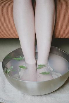 Essential Oils For Gout Foot Bath