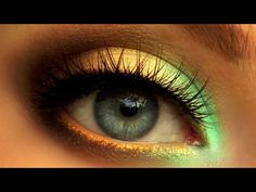 A smokey eye for summer! By: Meredith Jessica