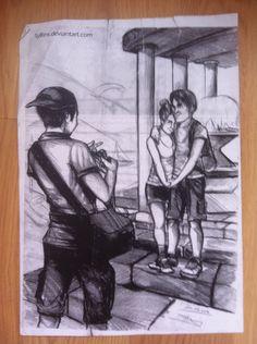 Güzel sanatlara hazırlık imgesel çizimi #art #resim #çizim #gsf