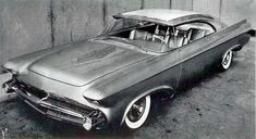 1956 ford concept car | 1956 Chrysler Norseman concept