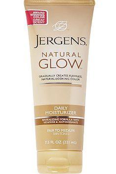 Jergens Natural Glow Moisturiser