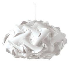 Dainolite Globus Squash White in Polished Chrome Finish - Free Shipping Today - Overstock.com - 17491695 - Mobile