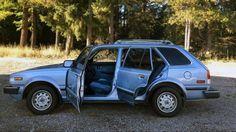 $2,800 Movie Car: 1983 Honda Civic Wagon - http://barnfinds.com/2800-movie-car-1983-honda-civic-wagon/
